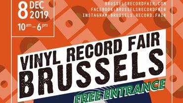 21st Brussels Vinyl Record Fair, c'est ce dimanche!