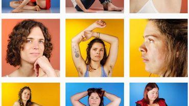 """""""Le sens du poil"""", le compte Instagram Belge qui met la pilosité à l'honneur"""