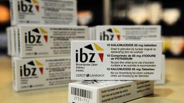 Nucléaire: tous les Belges recevront des pilules d'iode
