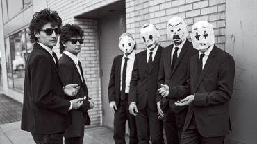 Les six frères de Wolfpack ont centré leur enfance sur les films et les reconstitutions.