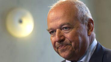 Thierry Willemarck, président du BECI