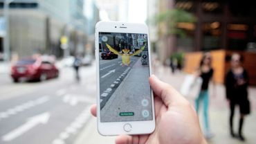 Aujourd'hui, l'application la plus populaire utilisant la réalité augmentée est... Pokémon GO.
