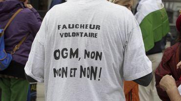 """Des """"nouveaux OGM"""" pointent le bout de leur nez dénoncent les associations."""