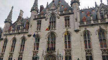 La province de Flandre occidentale va investir 7,7 millions d'euros pour la restauration et le réaménagement du palais provincial de Bruges.