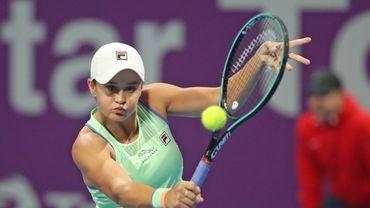 Barty est le premier grand nom féminin à se retirer officiellement de l'US Open.
