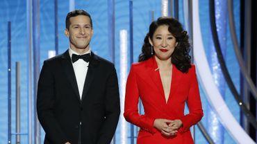 La 76ème édition des Golden Globes a été animée par Sandrah Oh et Andy Samberg