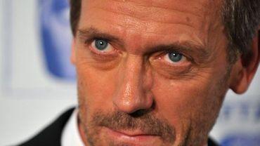 """Hugh Laurie a récemment joué dans """"Mister Pip"""", un film d'Andrew Adamson, attendu d'ici fin 2012."""