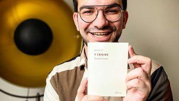 François Coune, influenceur littéraire, publie sa première nouvelle