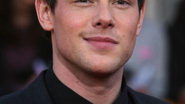 """Cory Monteith avait contribué au succès mondial de la série """"Glee"""" depuis 2009"""