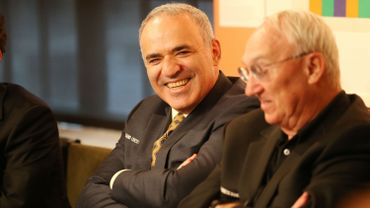 Garry Kasparov mènera l'Europe dans la Ryder Cup des échecs en ligne