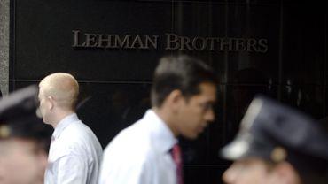 Lehman Brothers, 5 ans après: où en est-on? Chat ce mercredi