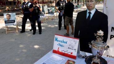 Empoisonnement de Navalny : cinq pays européens, dont la Belgique, réclament à l'ONU des explications de la Russie