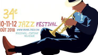 Michel Massot au Gaume Jazz Festival