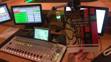 Bruxelles dans le viseur d'Anne-Lise Quesnel !