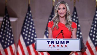 Laura Trump est âgée de 38 ans. Elle est l'épouse d'Eric Trump.