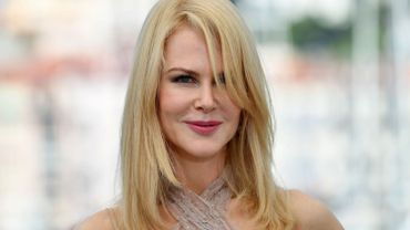 70e anniversaire du Festival de Cannes: Nicole Kidman reçoit un prix spécial