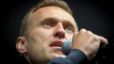 L'opposant russe Alexeï Navalny le 29 septembre 2019 à Moscou