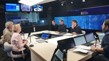 Pendant 6 semaines, Matin Première a invité dans son studio des auditeurs.