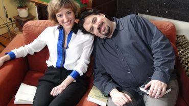 Daphné Van Ossel et Michel Dufranne