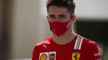 F1 : Charles Leclerc (Ferrari) aussi positif au coronavirus