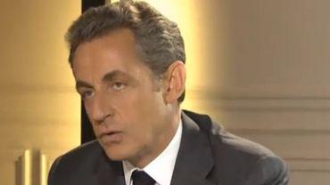 """Sarkozy: """"Je n'ai jamais trahi la confiance des Français"""""""