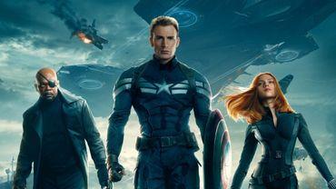 """""""Captain America: le soldat de l'hiver"""" sort en Belgique le 26 mars"""