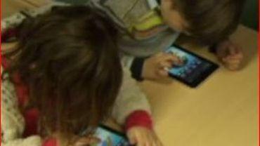 La tablette à la maternelle
