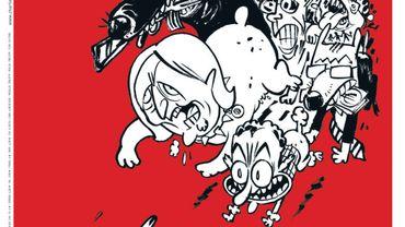 """""""C'est reparti!"""", la prochaine Une de Charlie Hebdo a du chien"""