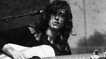 Jimmy Page: carrière solo et collaborations