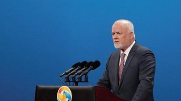 """Peter Thomson devra """"mener le plaidoyer de l'ONU et ses efforts dirigés vers le public, à l'intérieur et à l'extérieur du système des Nations Unies, pour s'assurer que les nombreux résultats positifs de la Conférence sur les océans."""