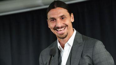 Zlatan Ibrahimovic va revenir à l'AC Milan, selon le commissaire de la MLS