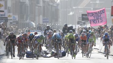 Gand-Wevelgem sera bien couru dimanche