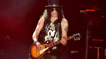 Slash a avancé sur le nouveau Guns N' Roses pendant le confinement