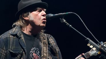 Neil Young sort un teaser