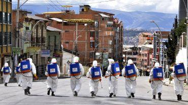 Les autorités recommandent de ne pas désinfecter les voies publiques face à l'épidémie de coronavirus, comme certaines municipalités en avaient émis l'intention.