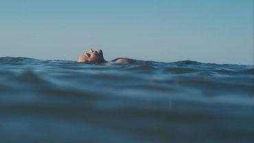 """Yoann Blanc, """"Un homme à la mer"""""""