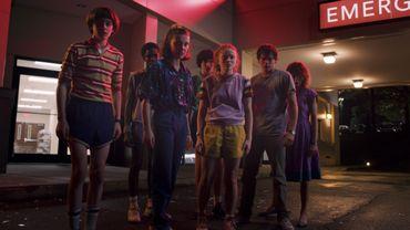 """""""Stranger Things"""" est l'une des créations originales de Netflix, lancée en 2016."""
