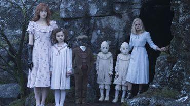 """Le nouveau Tim Burton, """"Miss Peregrine et les enfants particuliers"""", a pris la tête du box-office nord-américain"""