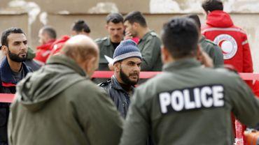 L'évacuation, qui devrait aboutir à la sortie de milliers d'insurgés et leurs familles essentiellement, s'étalera sur plusieurs semaines en vertu d'un accord conclu en début de semaine entre régime et rébellion sous la supervision de la Russie