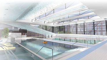 Le ministre des sports accorde 7,5 millions de subsides pour la piscine Jonfosse