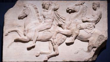 Une action en justice pour obtenir la restitution à la Grèce des frises du Parthénon exposées à Londres ne sera pas la voie privilégiée par le nouveau gouvernement grec
