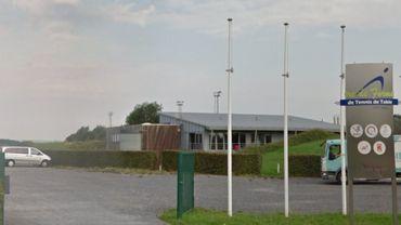 Le centre de formation de tennis de table de haut niveau de Blegny