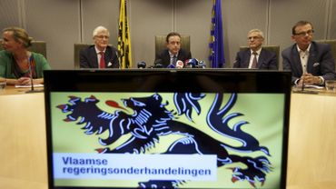 Bart De Wever se rendra au palais royal où il présentera son rapport final.