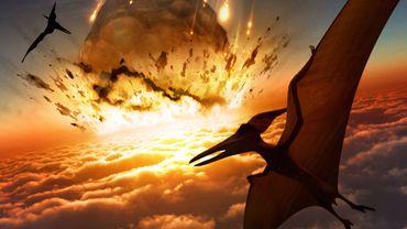 Une comète serait à l'origine de la disparition des dinosaures, pas un astéroïde