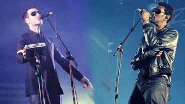 """Massive Attack a irradié le Zénith de Paris lundi en jouant en intégralité son indémodable chef d'oeuvre """"Mezzanine"""", vieux de 21 ans mais qui en avait au moins autant d'avance et reste plus que jamais cohérent."""