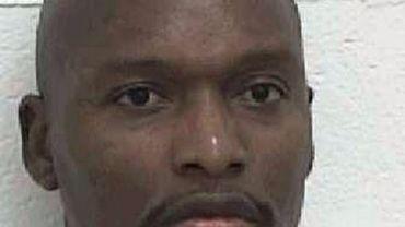 Une photo de Warren Hill en prison