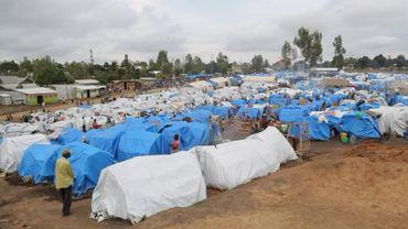 République démocratique du Congo: les difficiles conditions de vie des déplacés de l'Ituri