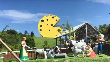 Un parc à thème dédié au fromage: l'étonnante attraction coréenne... avec un Belge comme point de départ