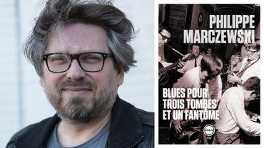 """""""Blues pour trois tombes et un fantôme"""" de Philippe Marczewski, invitation à la déambulation dans la ville de Liège"""