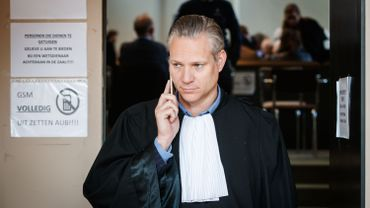 Walter Damen est l'avocat des deux mères parties en Syrie.